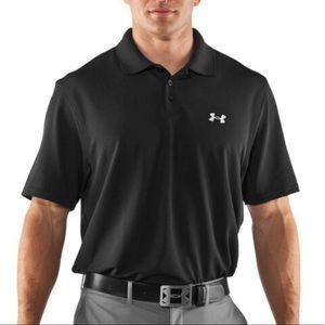 Under Armour • Performance Polo Shirt Black